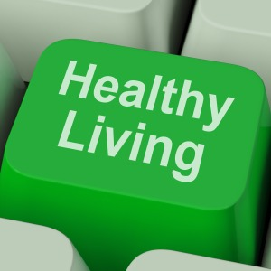 "The ""key"" to healthy living! :)"